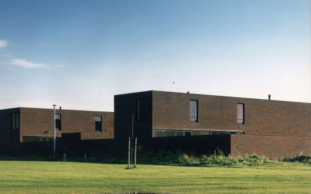 Belgian Architecture Award 1999 - First Prize