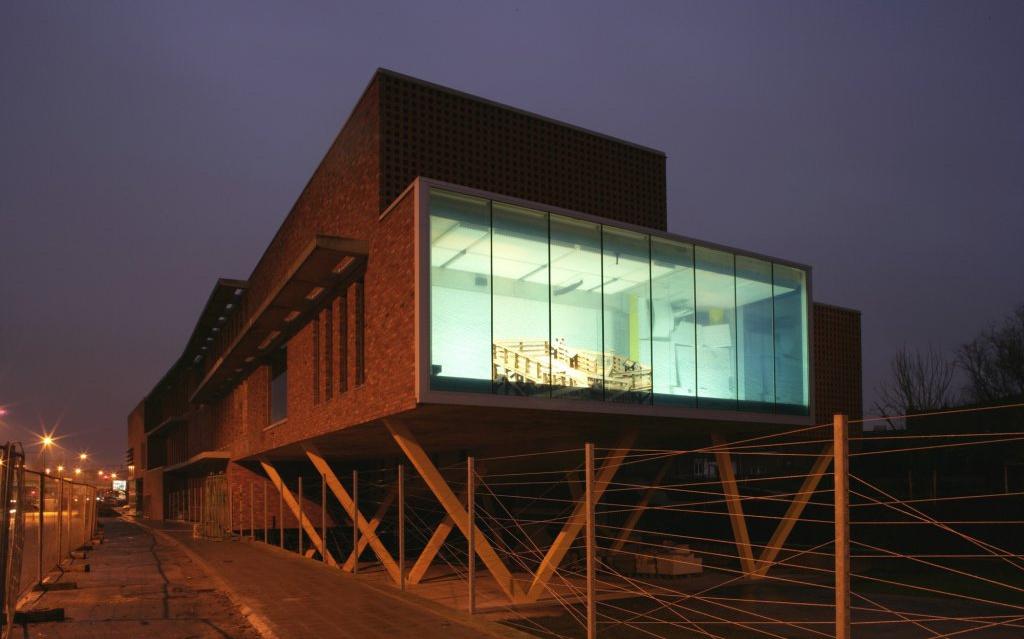 World Architecture Festival Barcelona - Nomination