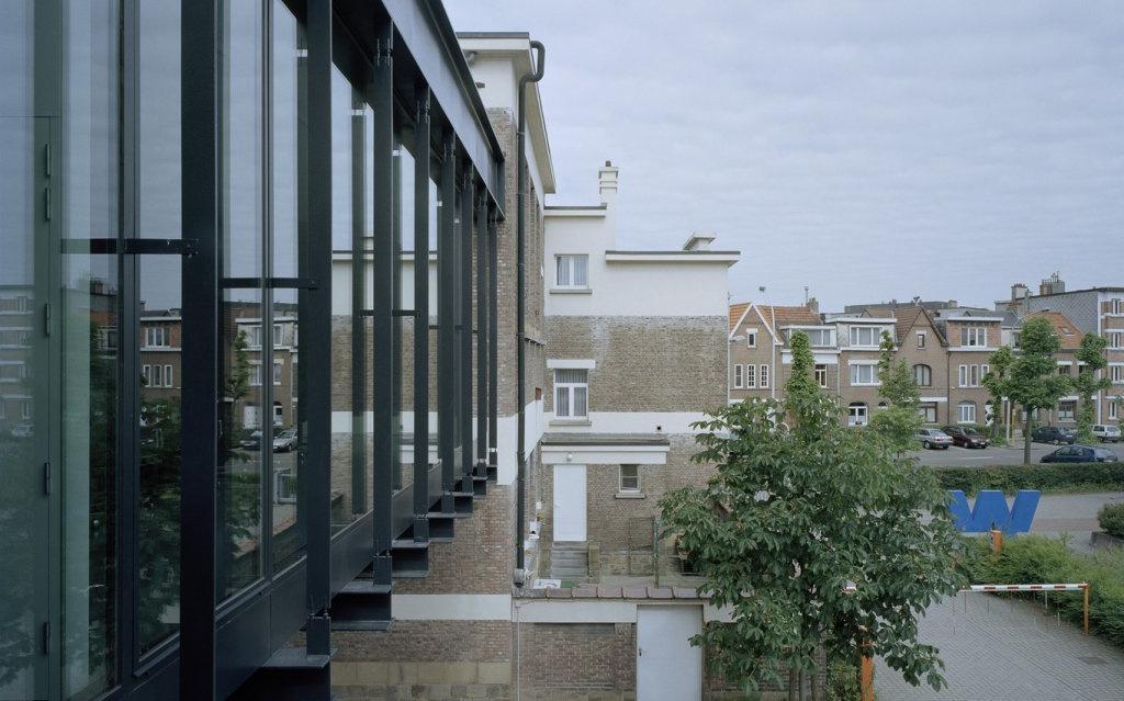 Welstandprijs City of Antwerp - Nomination