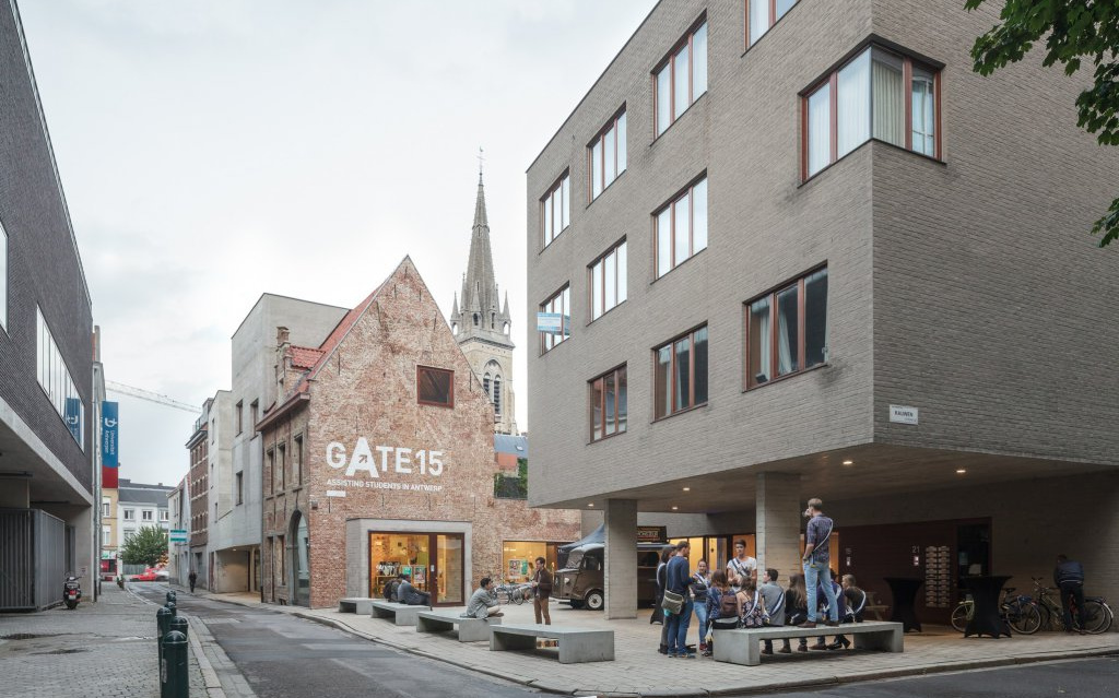 Belgian Building Awards 2015 - First Prize