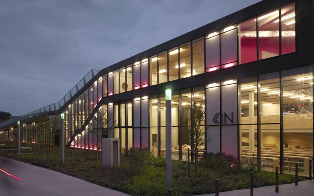 Belgian Building Awards 2011 - Nomination