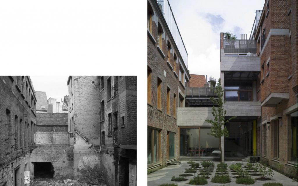 BIS Renovation Competition - Renovation Prize