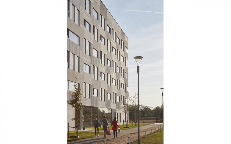 Nieuw Zuid Student Housing
