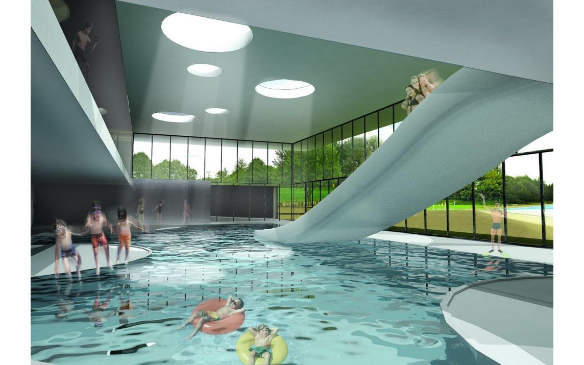 Swimming Pool Hasselt
