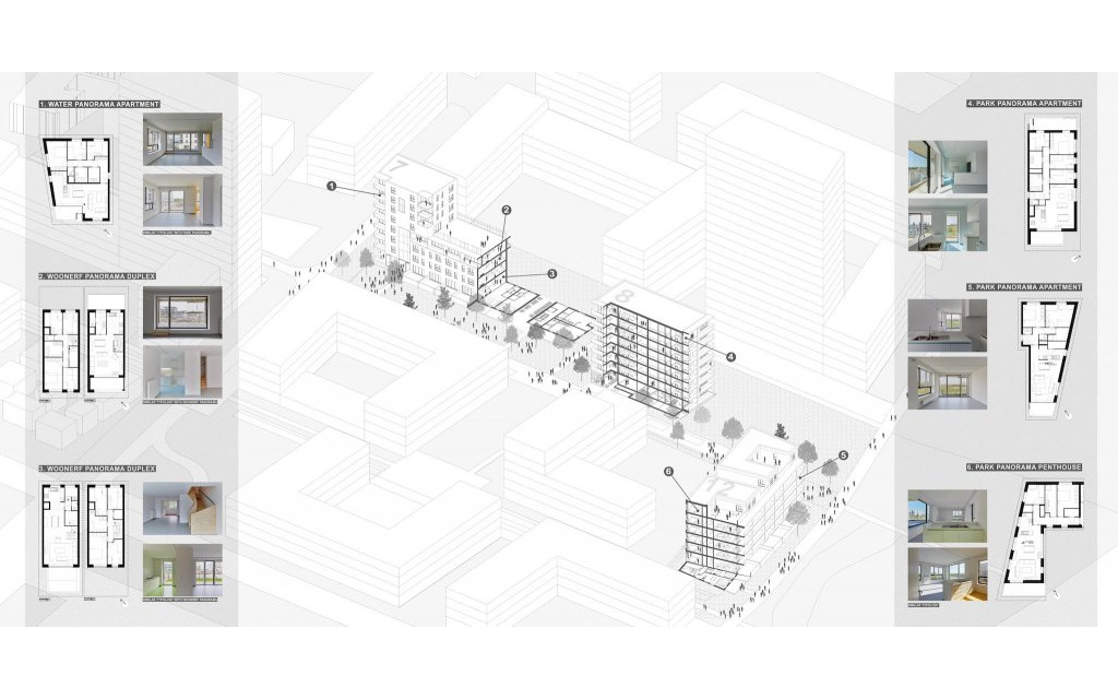 Nieuw Zuid Social Housing