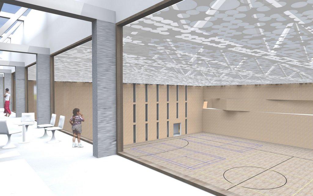 Sports Hall Genk