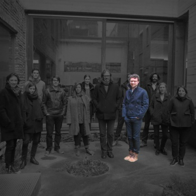 Steven - Van Hoorde - Civil Engineer-Architect - master in Urban Planning